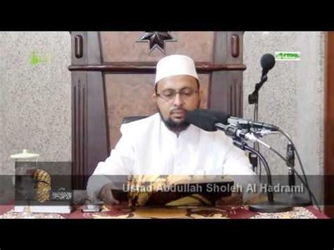 Syarah Riyadhush Shalihin 5 Jilid kitab jihad bag 5 syarah riyadhus shalihin ustad abdullah sholeh al hadrami