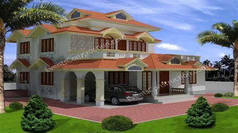 south indian house design  description