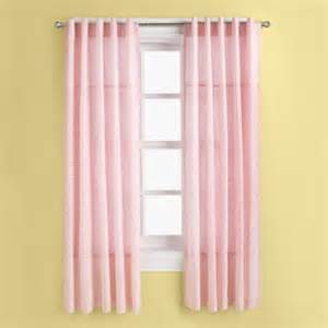 Soft Pink Curtains 17 Best Images About Curtains On Window Treatments Bedrooms And Pink Curtains