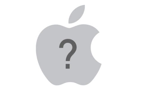 apple question mark how apple are you infographic puts fanboys to the test