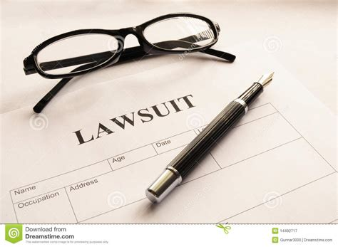 law suite lawsuit royalty free stock photography image 14492717