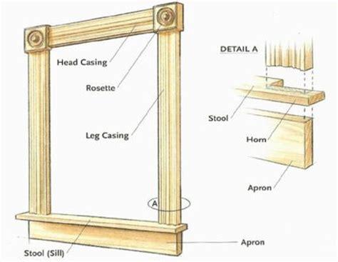 Install Window Stool by Best 20 Interior Window Trim Ideas On Window