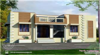 Tamilnadu style single floor home home kerala plans