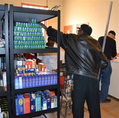 Bethany Food Pantry by Outpouring Of Support For Crisis Ministry Means Food And
