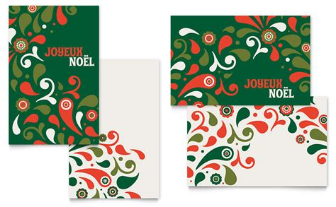 holidays greeting cards template festive greeting card template word publisher