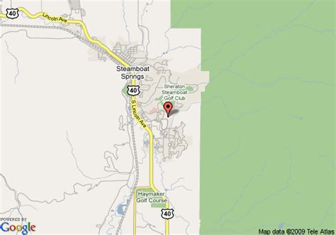 map of colorado steamboat springs map of sheraton steamboat resort steamboat springs