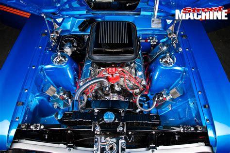 xy motor 1971 351 clevo powered ford xy falcon