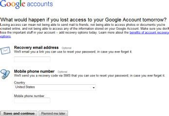mobile account recovery blackmailing users to obtain their mobile phone
