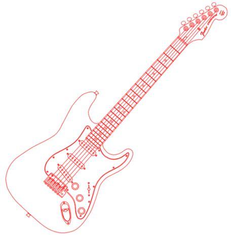 Gitar Fender Stratocaster 168 fender stratocaster cliparts clipart me