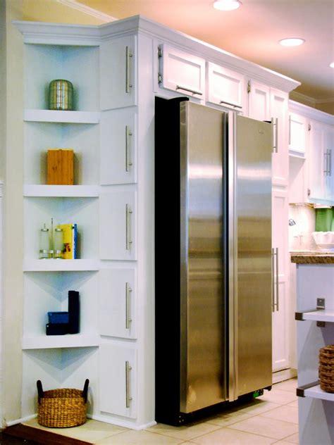 creative shelves utilize spaces with creative shelves hgtv