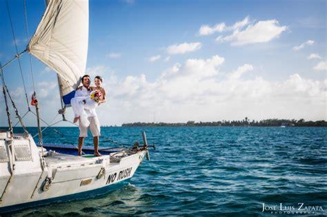 catamaran sailing belize belize weddings top ten reasons to get married in belize