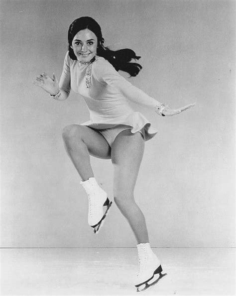 flaming c figure peggy fleming p skate posts and ps