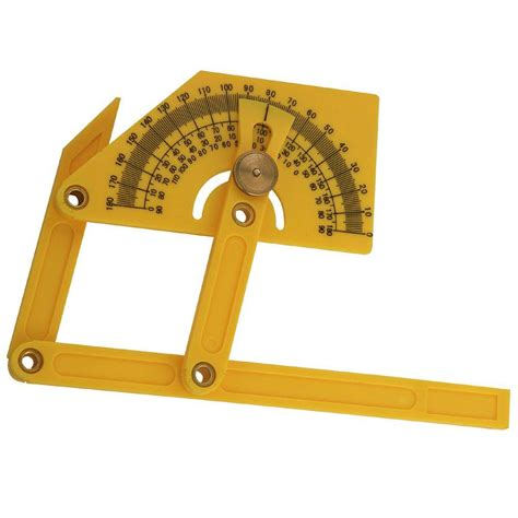 empire polycast protractor angle finder 2791 the home depot