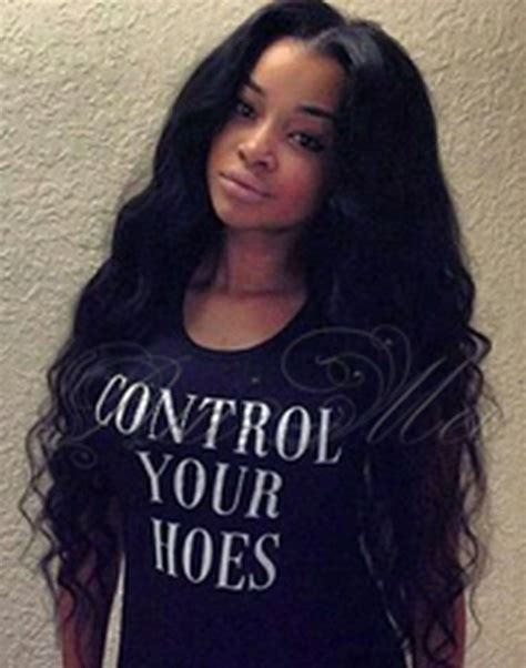 colorful sew ins middle part best 25 middle part sew in ideas on pinterest