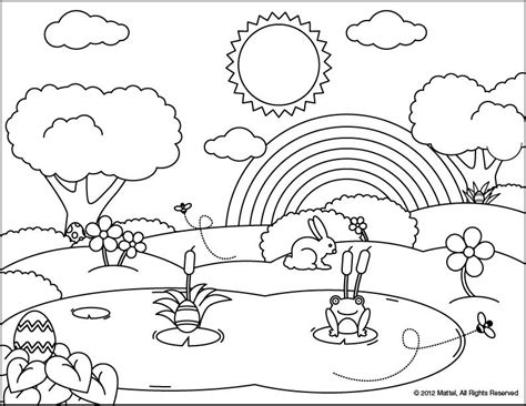 egg hunt coloring page coloring pages easter egg hunt easter coloring pages egg