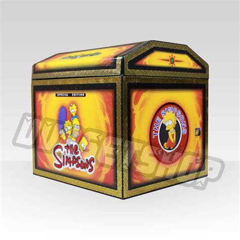 one box set the simpsons seasons 1 20 dvd boxset