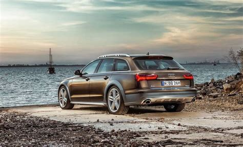 Audi A6 Allroad 2015 by 2015 Audi A6 Allroad On Sale In Australia From 111 900