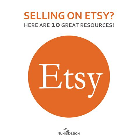 Search On Etsy Selling On Etsy 10 Great Resources Nunn Design