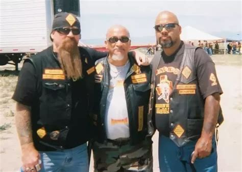are there minorities in the hell s angels minorities