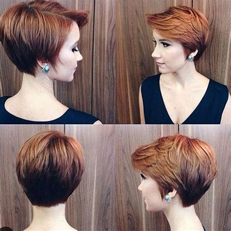 red short cropped hairstyles over 50 30 hottest pixie haircuts 2018 classic to edgy pixie