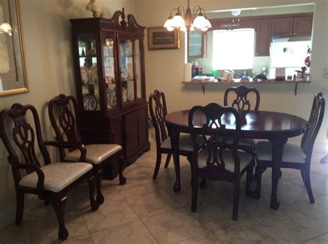 Dining Room Furniture West Palm Fl Dining Room Set Beautiful Table For 8 With Extension Leaf
