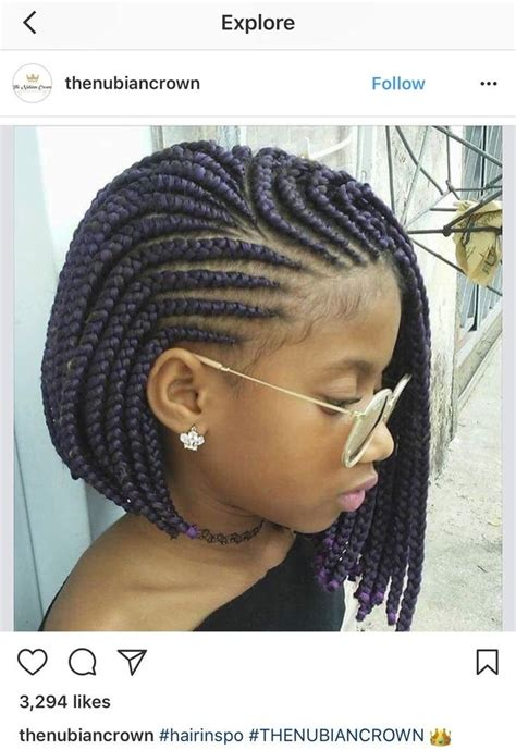 Braids Hairstyles For Black by Braid Hairstyles Black Fade Haircut