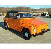 1974 Volkswagen Thing  Pictures CarGurus