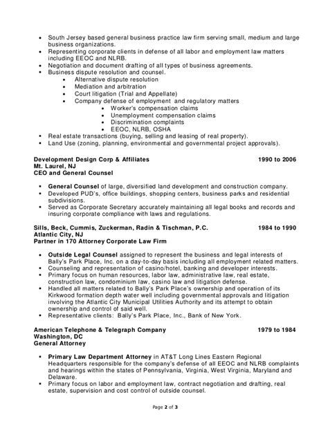 Audit Dispute Letter Workers Compensation Stephen H Joseph Resume Labor And Employment