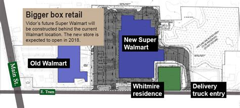 walmart store floor plan new vidor walmart laid out around residence beaumont