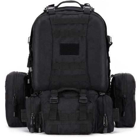 molle backpack black tactical molle backpack rucksack assault cing