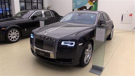 Ghost Rolls Royce Rolls Royce Ghost 2017 In Depth Review Interior Exterior