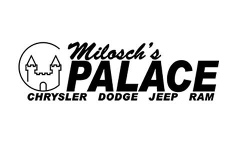 Palace Chrysler Jeep Milosch S Palace Chrysler Jeep Dodge Of Lake Mi