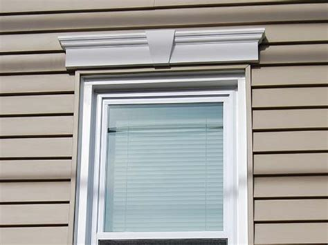 Vinyl Door Trim Exterior Exterior Window Trim Vinyl Siding 187 Exterior Gallery