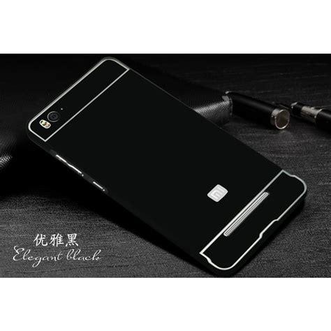 Aluminum Bumper With Arcylic Back Xiaomi Mi4i Cover Untuk Xiaomi 1 aluminum bumper with arcylic back for xiaomi mi4i black jakartanotebook