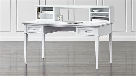 white writing desk with hutch best 25 white desk with hutch ideas on white