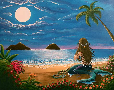 Galerry exotic mermaid art