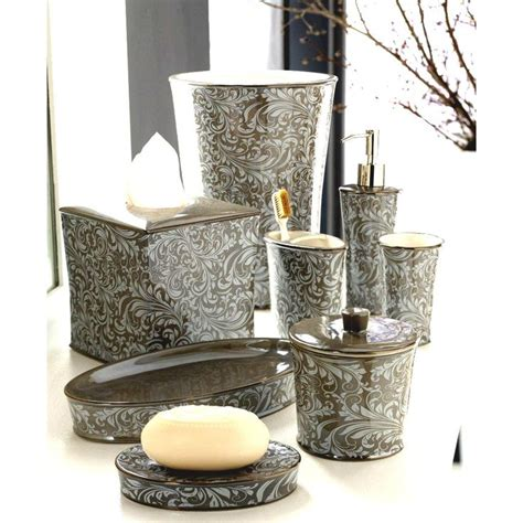 best 25 rustic bathroom accessory sets ideas on jar soap dispenser small