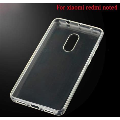 Ultra Thin Tpu For Xiaomi Redmi Note 2 Transpare Promo ultra thin tpu for xiaomi redmi note 4 mediatek transparent jakartanotebook