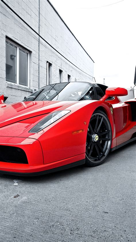 Red Ferrari Enzo by Red Ferrari Enzo Best Htc One Wallpapers Free And Easy