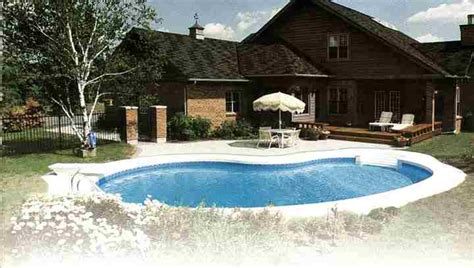 Houses For Sale With Inground Pool by In Ground Pools Poolsupplyworld