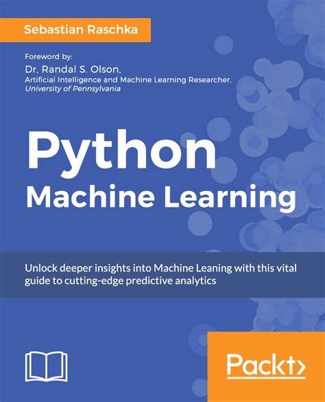 python machine learning a guide for beginners books python machine learning packt books