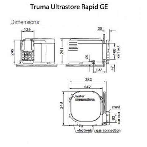 truma water heater wiring diagram image collections how