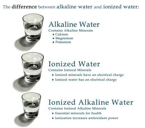 Manfaat Alkaline Detox Water by 25 Best Ideas About Best Alkaline Water On
