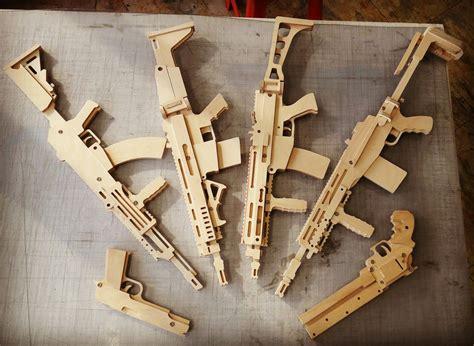wooden diy rubber band guns wooden diy