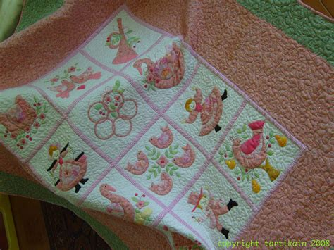 Bed Cover Patchwork - bed cover 2008 kain patchwork quilting s