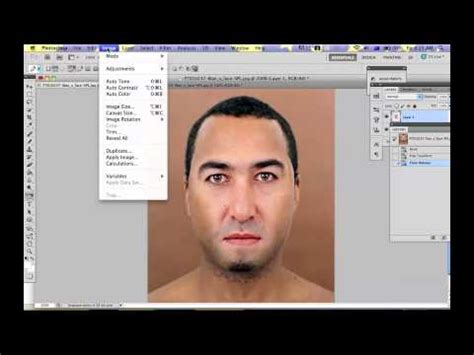photoshop tutorial join a head with a body how to put a face onto another body in photoshop youtube