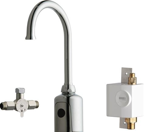 Chicago Faucet by 116 965 Ab 1 Electronic Faucets Chicago Faucets