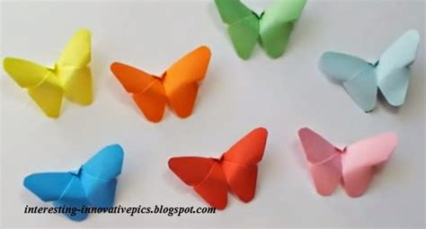 Butterfly Paper Crafts - imgs for gt butterfly paper crafts