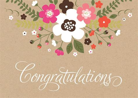 Wedding Nuptials Congratulations by Congratulation Cards Flowers Www Imgkid The Image