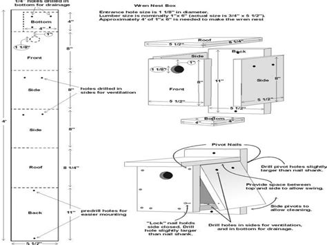 building bird houses plans free printable bird house plans free bird house plans